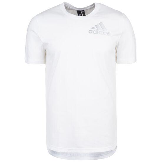 Sport ID T-Shirt Herren, weiß, zoom bei OUTFITTER Online