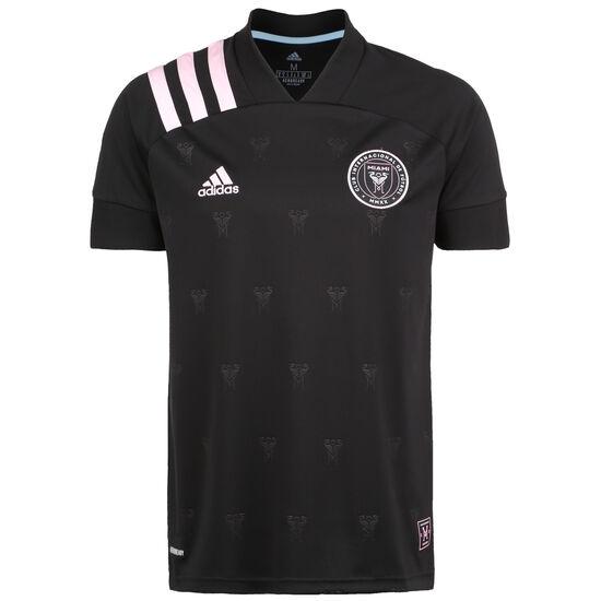 Inter Miami CF Trikot Away 2020 Herren, schwarz / rosa, zoom bei OUTFITTER Online