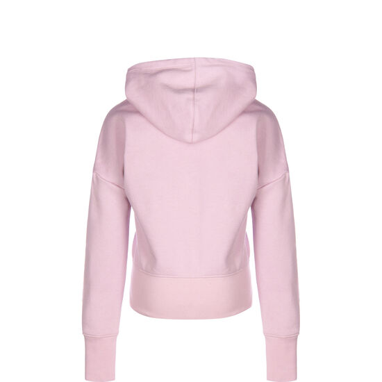 Sportstyle Fleece Hoodie Kinder, pink / rosa, zoom bei OUTFITTER Online