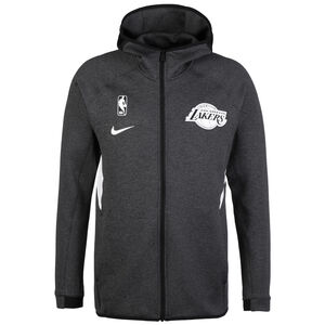 NBA Los Angeles Lakers Therma Flex Kapuzenjacke Herren, anthrazit / weiß, zoom bei OUTFITTER Online