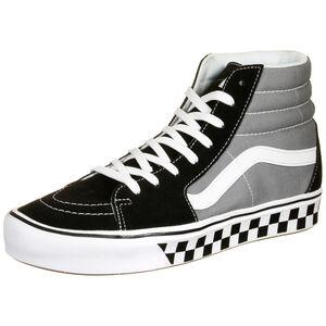 Tape Mix ComfyCush Sk8-Hi Sneaker, schwarz / grau, zoom bei OUTFITTER Online