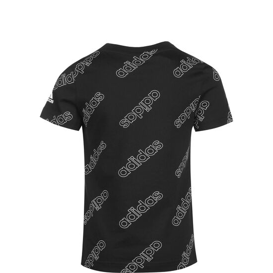 Core Favorites T-Shirt Kinder, schwarz / weiß, zoom bei OUTFITTER Online