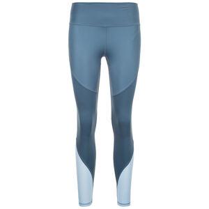 Believe This Shiny 7/8 Trainingstight Damen, blau / hellblau, zoom bei OUTFITTER Online