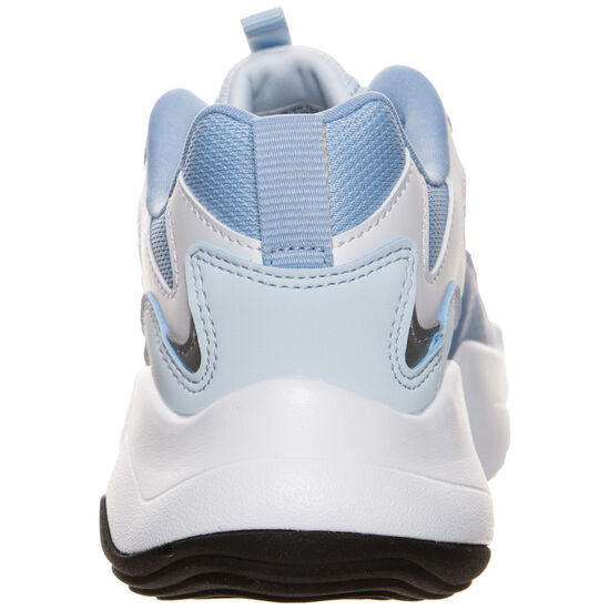 Royal Turbo Sneaker Damen, weiß / blau, zoom bei OUTFITTER Online