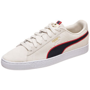 Suede Classic Sport Stripes Sneaker Herren, Grau, zoom bei OUTFITTER Online