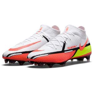 Phantom GT2 Elite DF FG Fußballschuh Herren, weiß / rot, zoom bei OUTFITTER Online