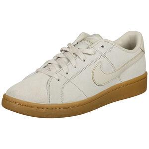 Court Royale 2 Suede Sneaker Damen, braun / weiß, zoom bei OUTFITTER Online