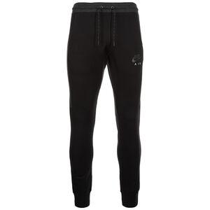 Air Fleece Trainingshose Herren, schwarz / grau, zoom bei OUTFITTER Online