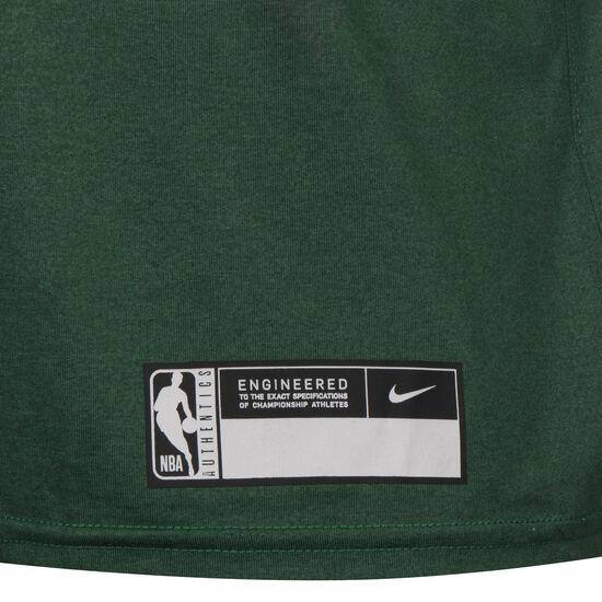 NBA Milwaukee Bucks GX Trainingstank Herren, dunkelgrün, zoom bei OUTFITTER Online