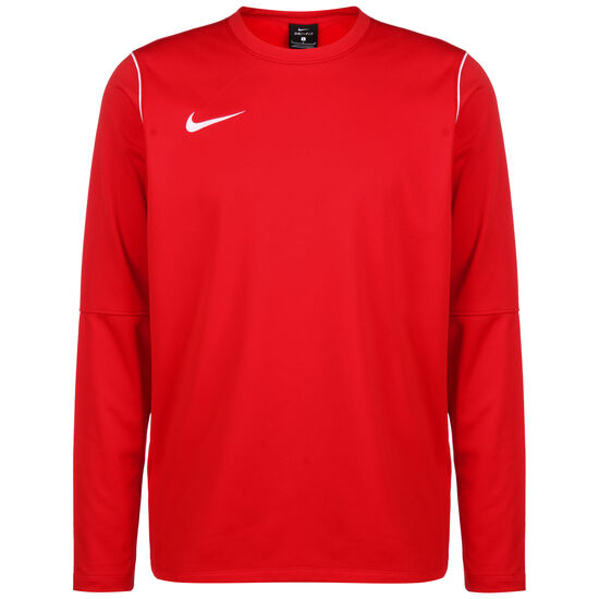 Park 20 Dry Crew Longsleeve Herren, rot / weiß, zoom bei OUTFITTER Online