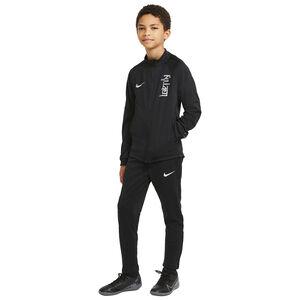 Kylian Mbappé Dry Trainingsanzug Kinder, schwarz / lila, zoom bei OUTFITTER Online