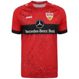 VfB Stuttgart Trikot Away 2021/2022 Herren, rot / schwarz, zoom bei OUTFITTER Online