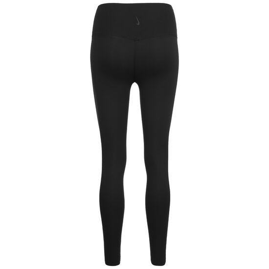 Yoga Luxe 7/8 Yogahose Damen, schwarz / dunkelgrau, zoom bei OUTFITTER Online