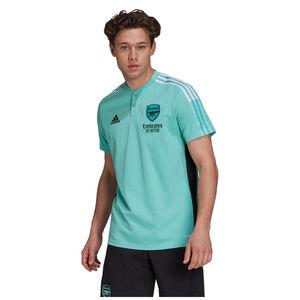 FC Arsenal Poloshirt Herren, mint / schwarz, zoom bei OUTFITTER Online