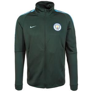 Manchester City Franchise Trainingsjacke Herren, Grün, zoom bei OUTFITTER Online