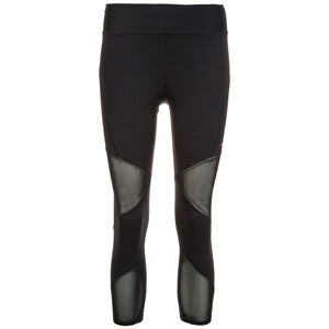 Fly Lux Crops Trainingstight Damen, Schwarz, zoom bei OUTFITTER Online