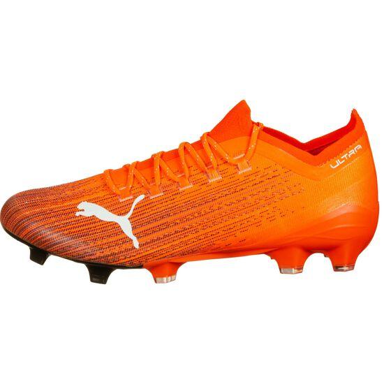 ULTRA 1.1 FG/AG Fußballschuh Herren, orange / schwarz, zoom bei OUTFITTER Online
