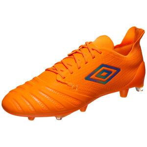 UX Accuro III Pro FG Fußballschuh Herren, orange / anthrazit, zoom bei OUTFITTER Online