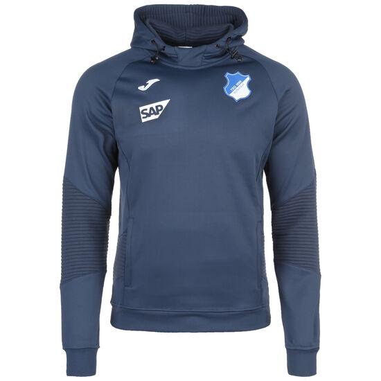 TSG 1899 Hoffenheim Kapuzenpullover 2019/2020 Herren, blau, zoom bei OUTFITTER Online