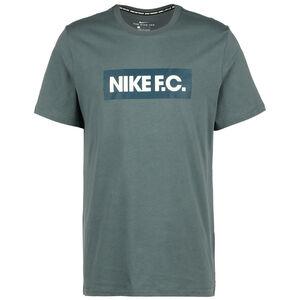 F.C. Essentials T-Shirt Herren, dunkelgrün, zoom bei OUTFITTER Online