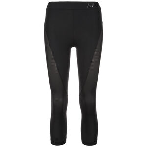 Pro Graphic Capri Trainingstight Damen, Schwarz, zoom bei OUTFITTER Online