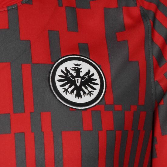 Frankfurt Pre-Match Trainingsshirt Herren, rot / grau, zoom bei OUTFITTER Online