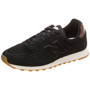 WL373-B Sneaker Damen, schwarz / beige, zoom bei OUTFITTER Online