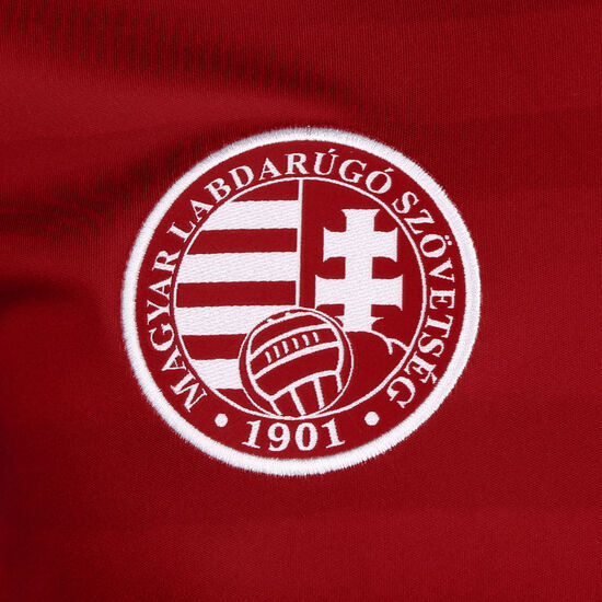 HFF Ungarn Trikot Home EM 2020 Herren, rot / weiß, zoom bei OUTFITTER Online
