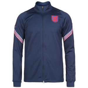 England Dry Strike Trainingsjacke Herren, dunkelblau / rot, zoom bei OUTFITTER Online