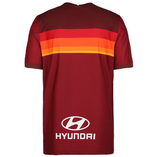AS Rom Trikot Home Vapor Match 2020/2021 Herren, dunkelrot / gelb, zoom bei OUTFITTER Online