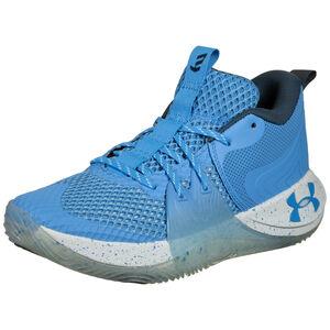 Embiid 1 Basketballschuh Herren, blau, zoom bei OUTFITTER Online