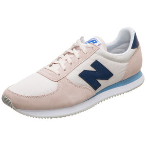 WL220-B Sneaker Damen, rosa / dunkelblau, zoom bei OUTFITTER Online