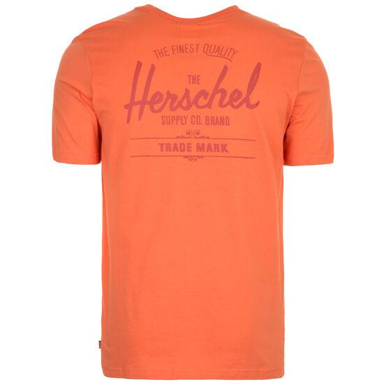 Tee T-Shirt Herren, korall, zoom bei OUTFITTER Online