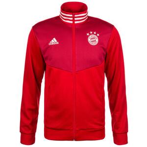 FC Bayern München 3S Trainingsjacke Herren, Rot, zoom bei OUTFITTER Online