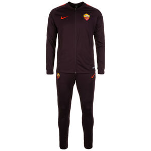 AS Rom Dry Squad Trainingsanzug Herren, bordeaux / rot, zoom bei OUTFITTER Online