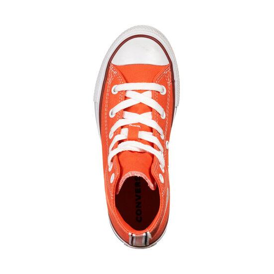 Chuck Taylor All Star Seasonal High Sneaker Kinder, korall / weiß, zoom bei OUTFITTER Online