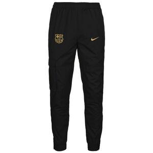 FC Barcelona Trainingshose Herren, schwarz / gold, zoom bei OUTFITTER Online