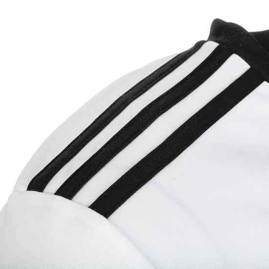Squadra 17 Fußballtrikot Kinder, weiß / schwarz, zoom bei OUTFITTER Online