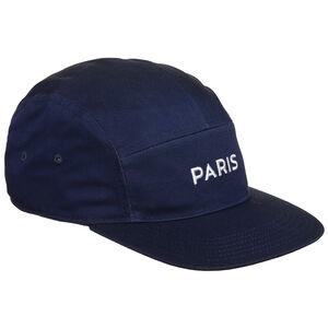 Paris St.-Germain AW84 Cap, dunkelblau / weiß, zoom bei OUTFITTER Online