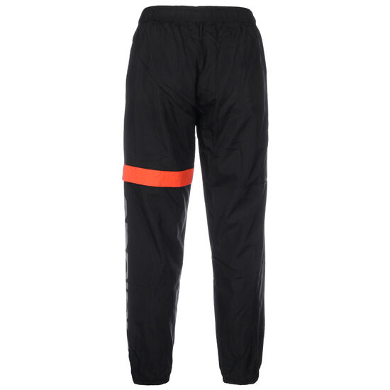 New Authentic Hose Herren, schwarz / rot, zoom bei OUTFITTER Online