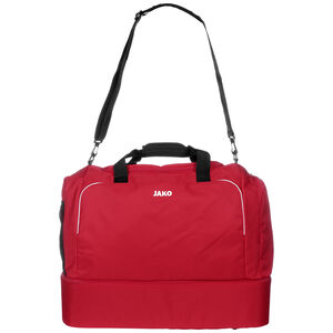 Classico Sporttasche mit Bodenfach, rot, zoom bei OUTFITTER Online