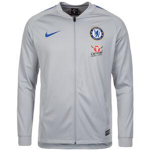 FC Chelsea Dry Squad Trainingsjacke Herren, grau / blau, zoom bei OUTFITTER Online