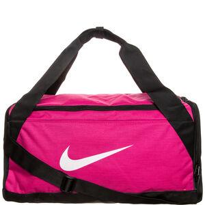 Brasilia Duffel Sporttasche Small, pink / weiß, zoom bei OUTFITTER Online