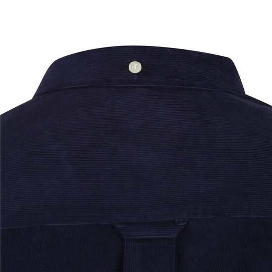 Baby Cord Hemd Herren, dunkelblau, zoom bei OUTFITTER Online