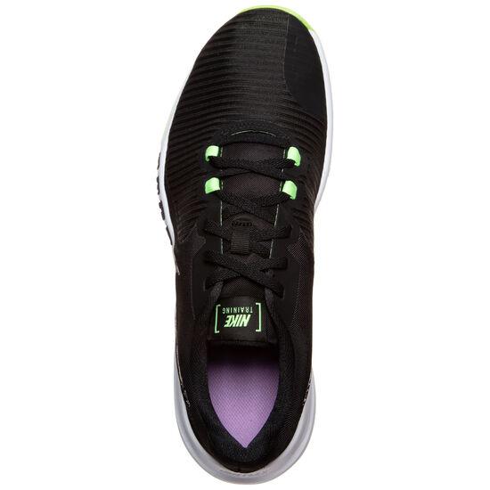 Flex Control 4 Trainingsschuh Herren, schwarz / grün, zoom bei OUTFITTER Online