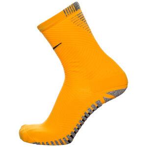 Grip Strike Light Crew Socken Herren, orange / schwarz, zoom bei OUTFITTER Online