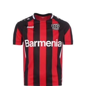 Bayer 04 Leverkusen Trikot Home 2021/2022 Kinder, schwarz / rot, zoom bei OUTFITTER Online