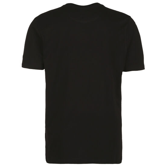 MLB New York Yankees Seasonal Team Logo T-Shirt Herren, schwarz / rot, zoom bei OUTFITTER Online