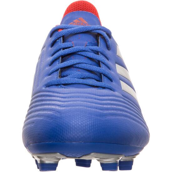 Predator 19.4 FxG Fußballschuh Herren, blau / rot, zoom bei OUTFITTER Online