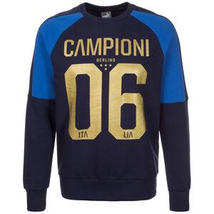 FIGC Italien Tribute 2006 Trainingssweat Herren, Blau, zoom bei OUTFITTER Online